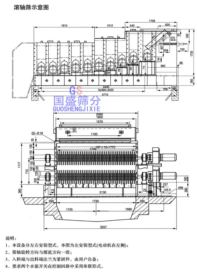 1130煤机电路图